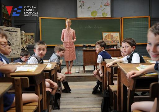 VFE học tiếng Pháp qua phim