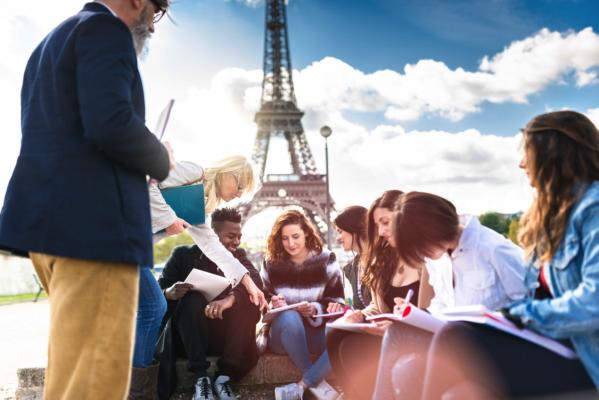 VFE Du học Pháp, Kinh tế quản lý 2