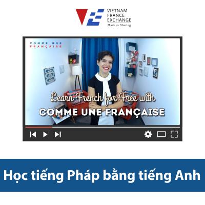VFE Kênh Youtube luyện nghe tiếng Pháp 2