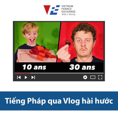 VFE Kênh Youtube luyện nghe tiếng Pháp 4