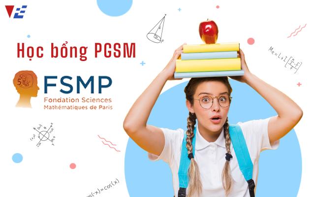 VFE - Học bổng PGSM