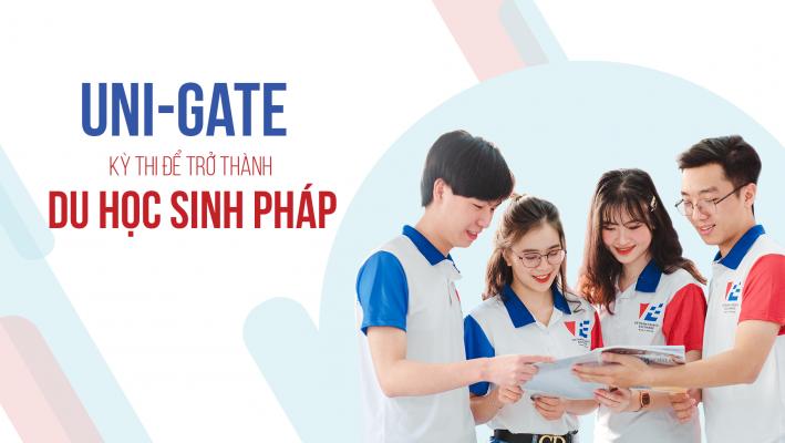 VFE kì thi Uni-gate 1