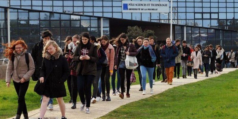 Dự bị tiếng Pháp, Trường Đại học La Rochelle