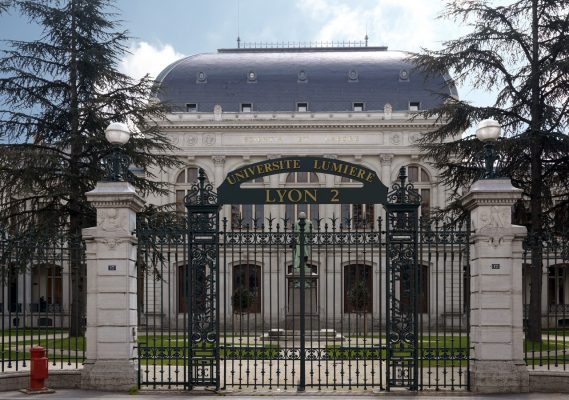 Học dự bị tiếng, Đại học Lyon II (Université Lumière Lyon II)