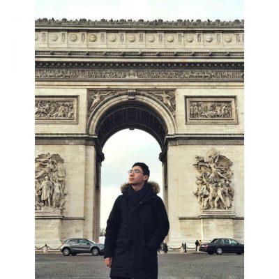 VFE Lê Hoàng Tùng - du học Pháp bằng tiếng Anh 1